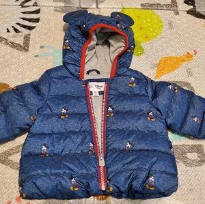 Baby Gap Disney Jacket